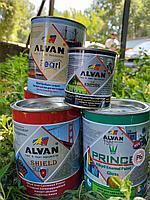 Иранские краски - Алван для работ по металлу, дереву и бетону