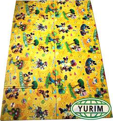 Развивающий игровой складной коврик Юрим Микки Маус