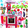 Детская кухня Kids Kitchen 008-938 Звук, свет