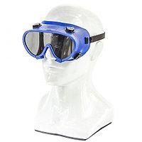 Очки защитные газосварщика закрытого типа, с непрямой вентиляцией, поликарбонат Россия Сибртех