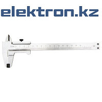 Штангенциркуль Зубр 3445-150, металлический, тип 1, класс точности 2, 150 мм, шаг 0,1 мм