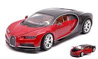 Машинка Bugatti Chiron М 1:34-39, Welly