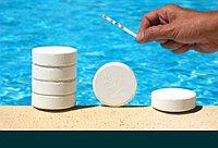 Многофункциональные таблетки для бассейна