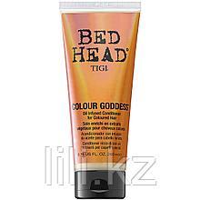 Кондиционер для окрашенных волос TIGI BED HEAD Colour Goddess 200 мл.