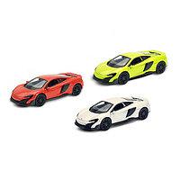 Машинка McLaren 675LT Coupe М 1:34-39, Welly