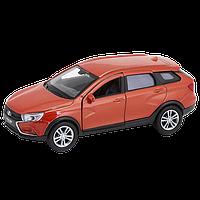 Машинка Lada Vesta SW Cross М 1:34-39, Welly