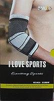 Спортивный фиксатор, фиксатор локтевого сустава Mute, фото 2