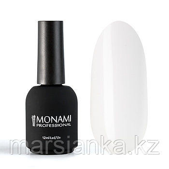 Гель-лак Monami #002(ультра белый), 12мл