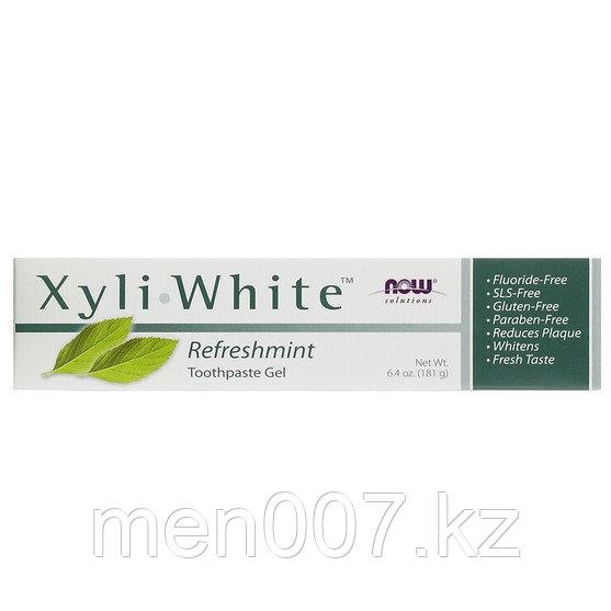XyliWhite, освежающая мята, 181 г (зубная паста отбеливающая без сульфатов гелеобразная) США