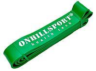 Резиновая петля 45 мм, 19-56 кг, зеленая