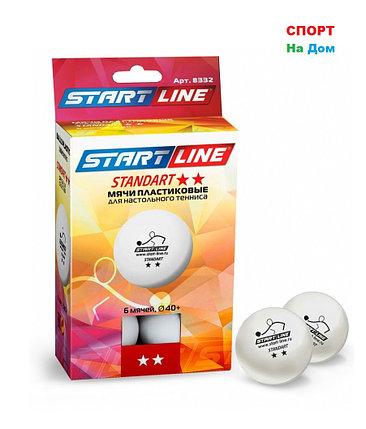 Теннисные мячи Start Line Standart 2, фото 2