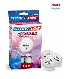 Теннисные мячи Start Line Training 3