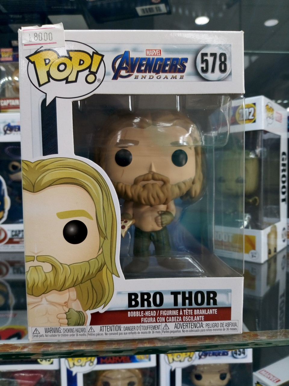 Funko Pop Marvel Bro Thor 578 (Тор)