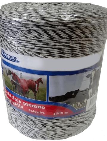 Шнур-плетёнка для электропастуха, фото 2
