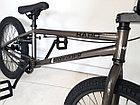 Трюковый велосипед Haro Shredder Pro-20. Bmx. Гарантия на раму. Трюковой. Kaspi RED. Рассрочка, фото 6