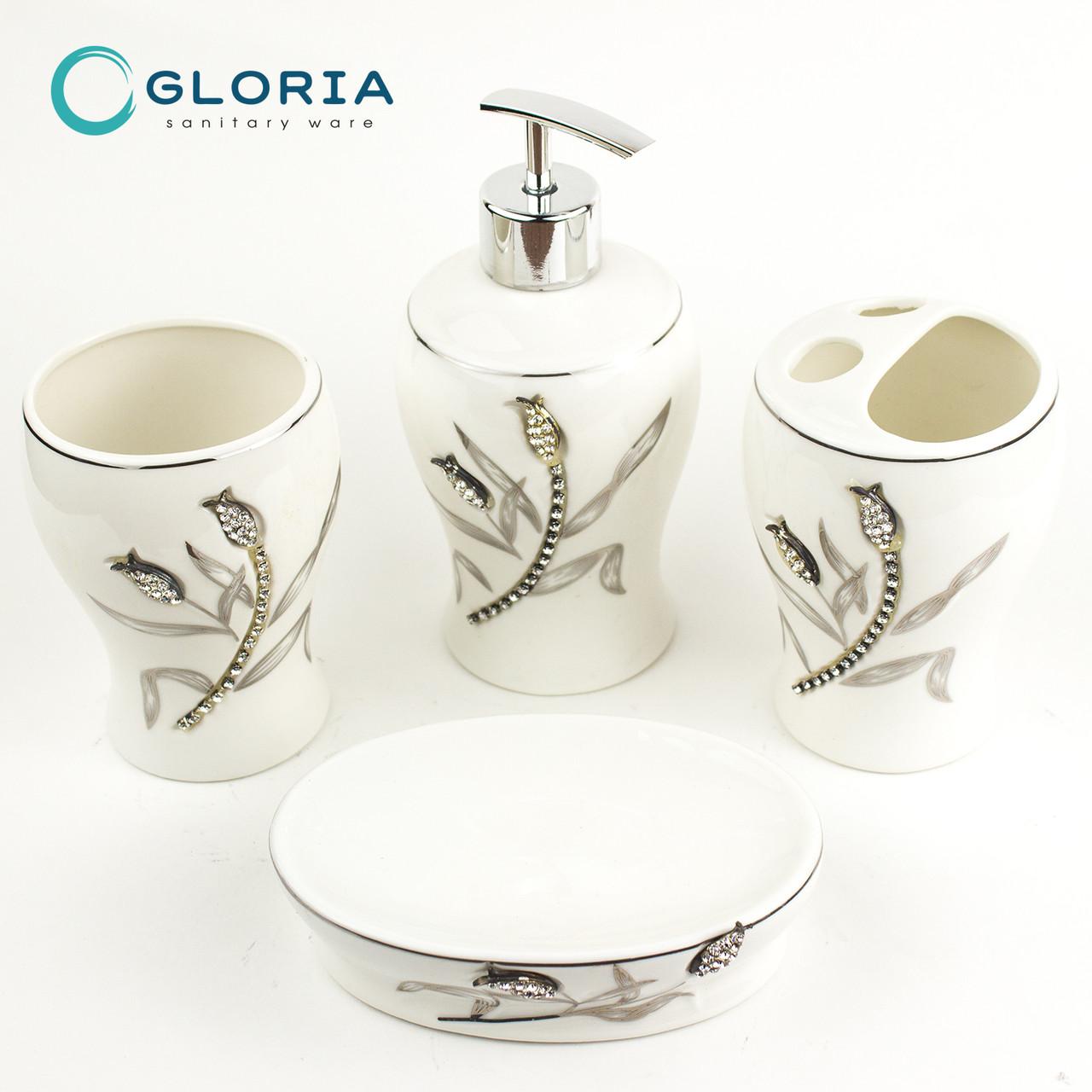 Керамический набор для ванной комнаты GL9032