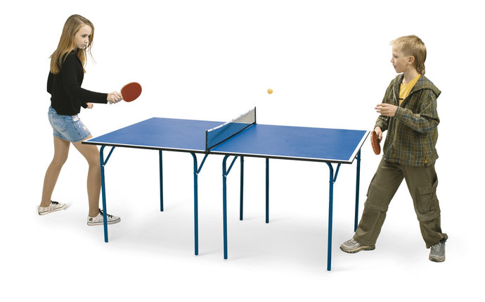 Теннисный стол Start Line Cadet с сеткой (Р-р: Д 180 см, Ш 90 см, В 76 см), фото 2