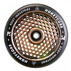 Комплект колёс на трюковой самокат Root Honeycore Wheels, фото 2