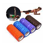 Массажный валик для фитнеса и йоги, фото 2