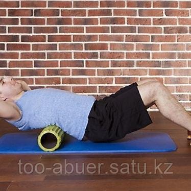 Массажный валик для фитнеса и йоги