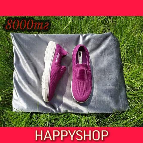 Кроссовки женские фиолетовые 35-39 размер