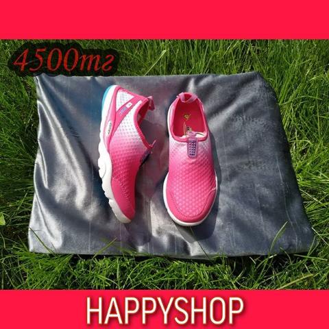 Кроссовки женские розовые 35-39 размер