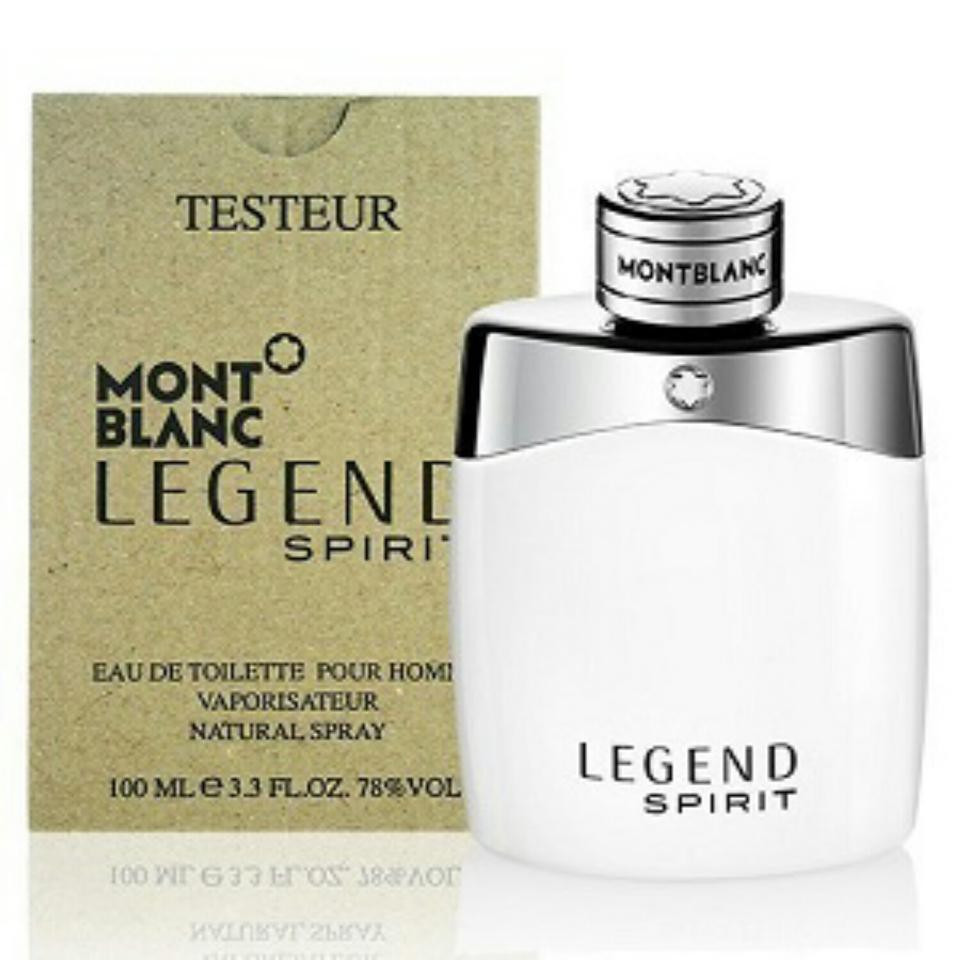 Mont Blanc Legend Spirit edt Tester 100ml