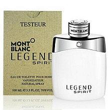 Mont Blanc Legend Spirit edt Tester 100ml