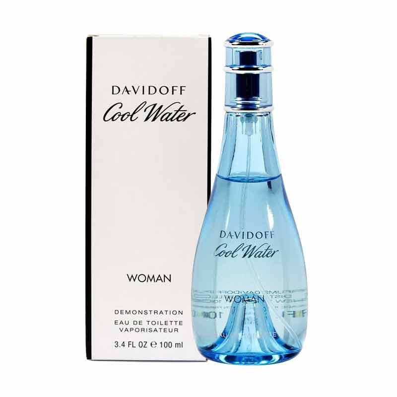 Davidoff Cool Water Woman edt Tester 100ml