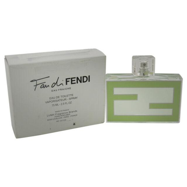 Fendi Fan di FENDI Eau Fraiche edt Tester 75ml