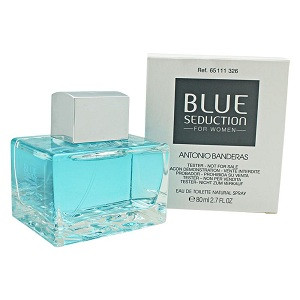 Antonio Banderas Blue Seduction For Women edt Tester 80ml