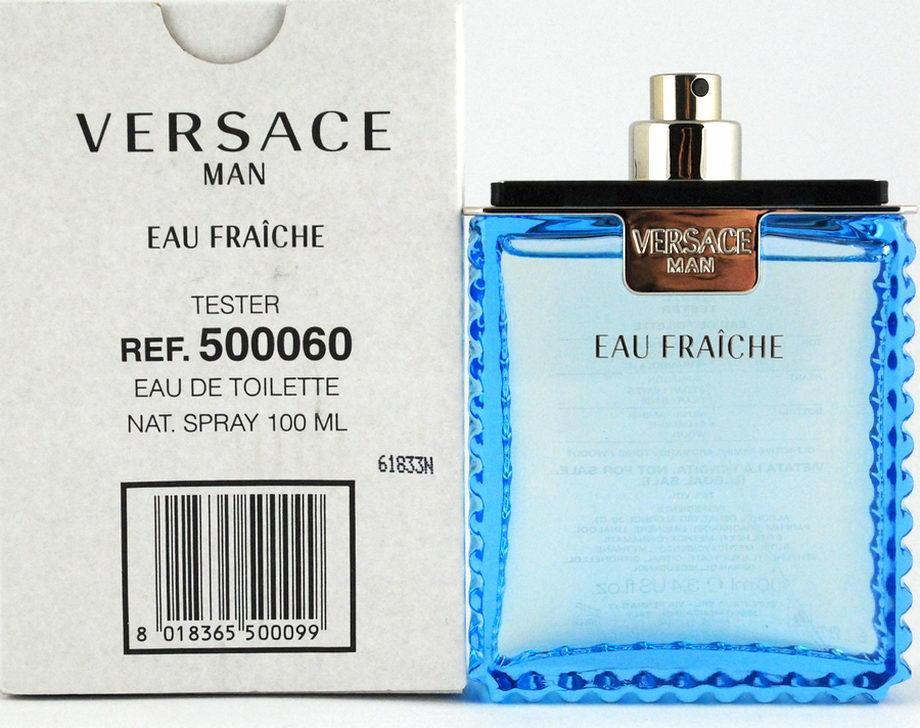 Versace Man Eau Fraiche edt Tester 100ml