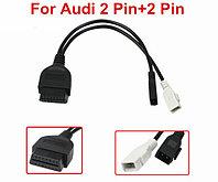 Audi 2 pin
