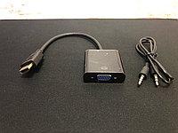 Мультимедийный конвертер HDMI-VGA