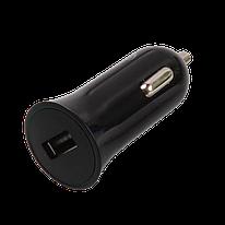 Зарядное устройство автомобильное RITMIX RM-112DC black 1 порт USB, 5V/1А