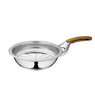 Сковорода 1,3 л, диаметр 20 см, без крышки