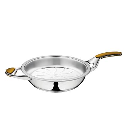 Сковорода 2,8 л, диаметр 28 см, без крышки