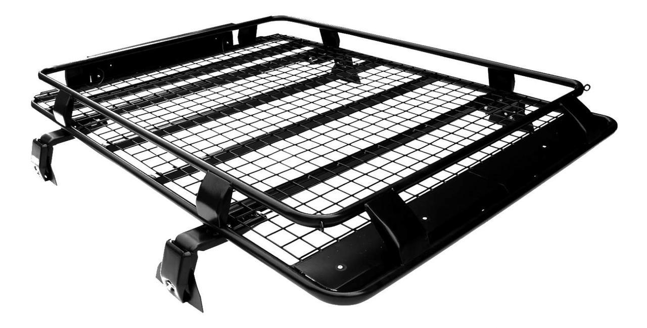 Багажник экспедиционный для Pajero Pinin(IO) 3d с сеткой