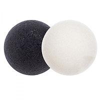 Натуральный спонж для умывания Missha Natural Soft Jelly Cleansing Puff Charcoal