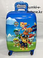 Детский чемодан для мальчика с 4-х до 7-и лет. Высота 46 см, длина 36 см, ширина 22 см., фото 1
