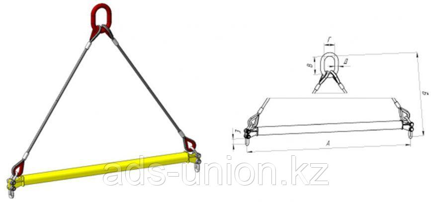 Траверса трубная (производство РК)