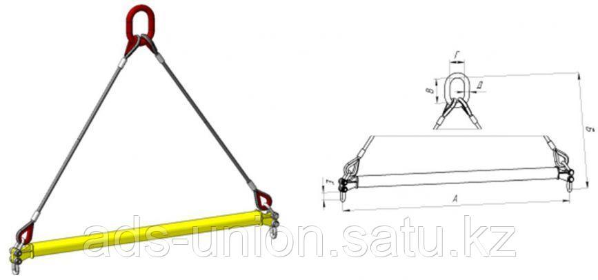 Траверса трубная (производство РК), фото 2