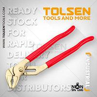 Клещи переставные, искробезопасные для трубы /Non spark water pump plier Tolsen