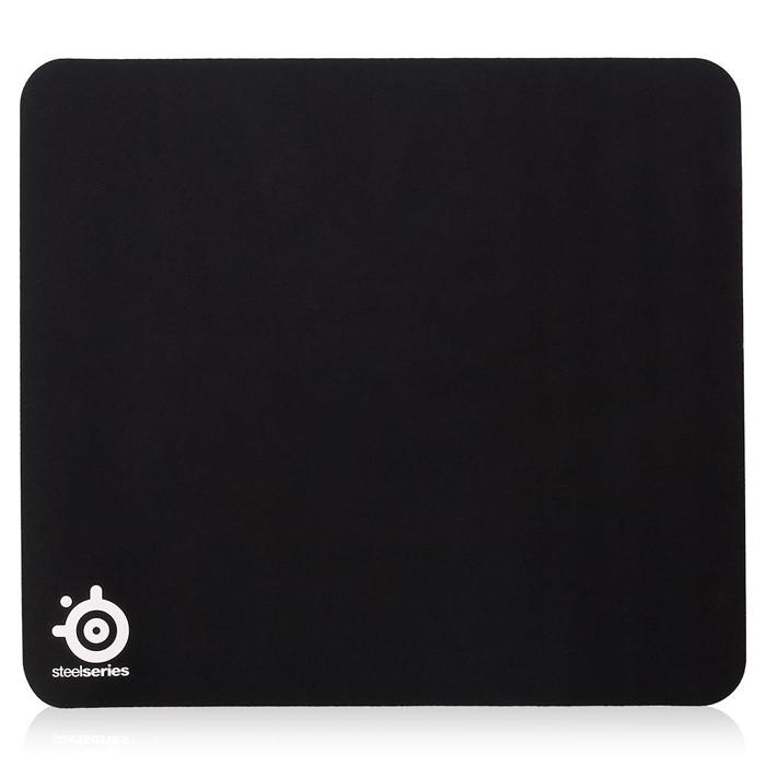 Коврик игровой Steelseries QCK + 63003 (450x420x4мм)