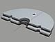 Премиум-утеплитель для крышки серии кубов D530 v2.0, фото 3