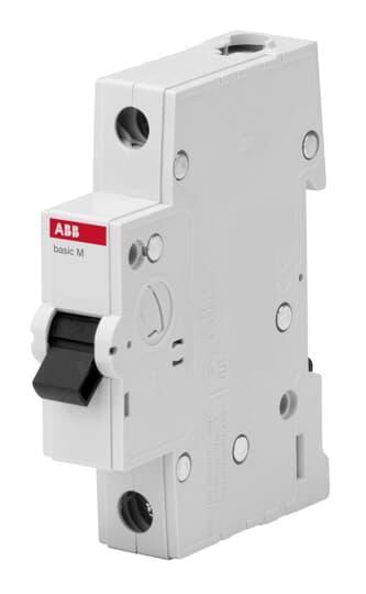 2CDS641041R0634 Автоматический выключатель BMS411C63 1P 63A C 4.5кА