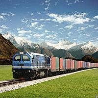 Железнодорожные перевозки из Инчона в Алматы 20 DV COC