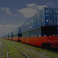 Железнодорожные перевозки из Джакарты в Алматы 40 HC COC