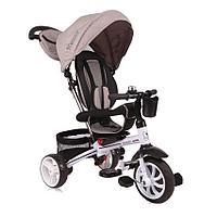 Детский трех колесный велосипед Lorelli ROCKET