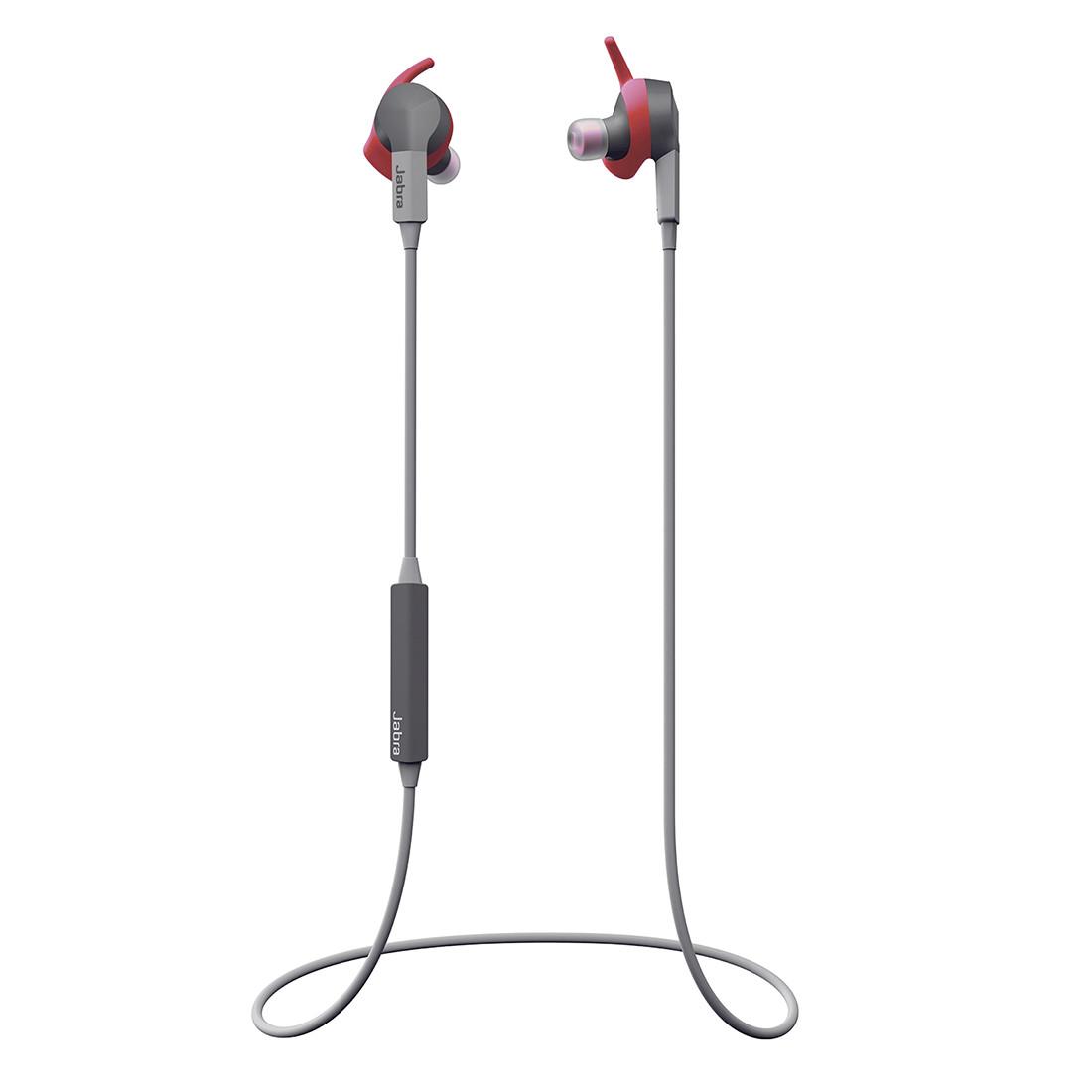 Bluetooth-гарнитура Jabra Sport Coach Wireless Красный